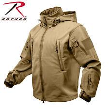 9867 Rothco Coyote Brown operaciones especiales funcional chaqueta Softshell Medium