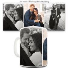 Royal Wedding Prince Harry and Meghan Markle 11 OZ Novelty Mug
