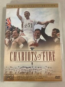 CHARIOTS of FIRE - Two Disc Special Edition DVD / R4 PAL / VGC / VHTF