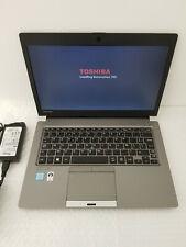 """TOSHIBA PORTEGE Z30 13.3"""" INTEL CORE i5 6th GEN 8 Go RAM 256 Go SSD WINDOWS 10"""