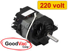 Rainbow Vacuum E2 Power Nozzle Snap In Motor 220V Volt Aftermarket R12919 R15175