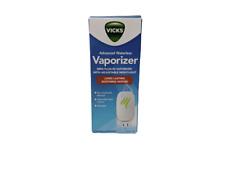 Vicks Advanced Waterless Vaporizer Mini Plug In Adjustable Nightlight