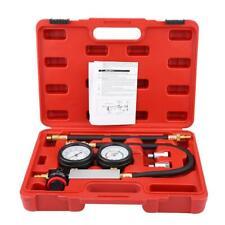 Car Cylinder Leak Tester Petrol Engine Compression Leakage Leakdown Detector Set