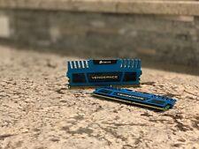 Corsair Vengeance 8GB Kit (2x4GB) PC3-12800 DDR3 1600Mhz Desktop Memory