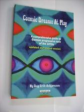 COSMIC DREAMS AT PLAY - LIBRO NUOVO STRANGE VERTIGO 2008 - KRAUTROCK