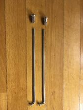 Honda CB250 K4 CB350 K4 CB400 Rear Wheel Spoke PAIR