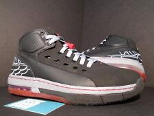 2007 Nike Air Jordan OL'SCHOOL OLD SCHOOL BLACK RED STEALTH BRED 317223-061 11
