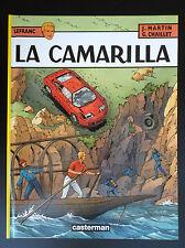 Lefranc La Camarilla EO ETAT NEUF  Martin Chaillet