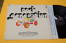 SOFT MACHINE LP ROCK GENERATION ORIG FRANCIA BIG RECORDS EX+