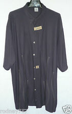 Vintage Jordan Nike XXL 100% Cotton Shirt w/ Hidden Buttons