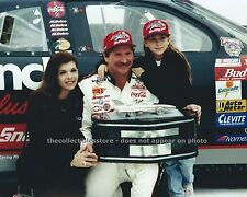 DALE EARNHARDT 1998 DAYTONA 500 NASCAR WINSTON CUP SERIES WIN 8 X 10 PHOTO #03