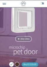 SureFlap Microchip Pet Door - White