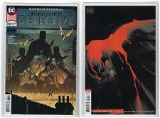Batman Detective Comics #980 DC Comic Regular & Variant Cover 5/9/18 1st Print