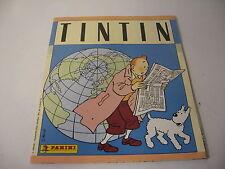Tim & Struppi Tintin Album Autocollant (Complet) Panini 1989 (WR2)