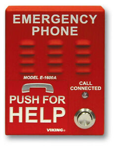 VK-E-1600A Viking Emergency Dialer by Viking Electronics