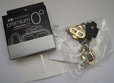 Crank Brothers - Coppia tacchette Premium Zero/Zero Premium cleats b - NEW