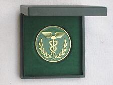 DDR Pouces Gardes Frontière Médaille vert, honneur de administration de douane