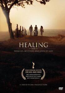 NEW DVD ALL REGIONS - Healing Miracles Mysteries John of God Brazil Documentary