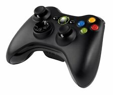 Microsoft Xbox 360 Wireless Controller for Xbox 360 Console Black New