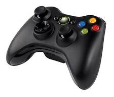Microsoft Xbox 360 Wireless Controller for Xbox 360 Console Black New