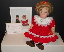 NMIB THE SUSAN WAKEEN COLLECTION CHRISTMAS 1992 DOLL