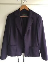 Fenn Wright Manson ladies wool jacket blazer size 14 eur 40 ☕️