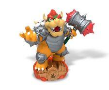Hammer Slam Bowser Skylanders Superchargers Amiibo Figure 3DS Wii WiiU