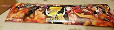 ONE PIECE FILM Z MOVIE LONG POSTER Zephyr Ain Luffy Straw Hats