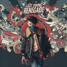 Last Young Renegade [Download Card] by All Time Low (Vinyl, Jun-2017, Fueled by