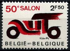 Belgium 1971 SG#2184 Motor Show MNH #D49217