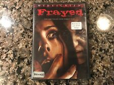 Frayed Dvd! 2009 Slasher! (See) Home Sweet Home & Laid To Rest