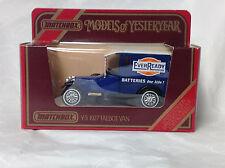 Matchbox - Models of Yesterday Y - 5 - 1978 - 1927 Talbot Van EverReady red box