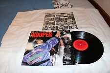 Al Kooper LP  Original Record Sleeve-CHAMPIONSHIP WRESTLING STEREO