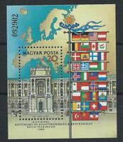 Hongrie Bloc N° 189** (MNH) 1986 - Conférence sur la sécurité et la coopération