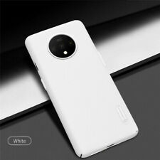 For OnePlus 7T 7 Pro 6T Nillkin Super Frosted Matte Slim Hard PC Back Case Cover
