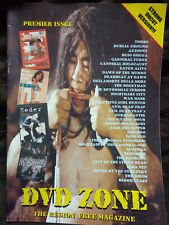 DVD Zone A4 Premier Magazine, DVD Reviews, Cannibal Movies, The Bogeyman. RARE