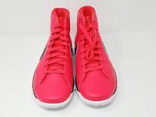 Nike Blazer Women's Golf Shoes Solar Red Pink/White/Black 818730-601 Size 8