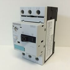 GUARANTEED! SIEMENS MOTOR CONTROL START STOP SWITCH 3RV1011-1CA10