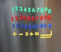 ART & FUN/Lernspiele/ Magnetbuchstaben Zahlen/ Simba/ 37 Stck./OVP