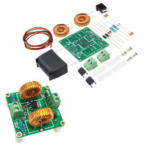 High Voltage ZVS Tesla Generator High Frequency Induction Heating Machine Kit
