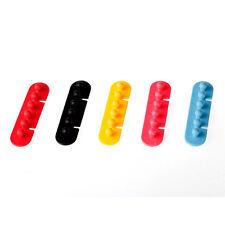 5X Best Multifunctional Cord Plug Holder Drop Clip Organizer Line Fixer Divider