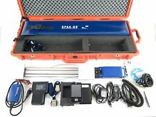 UMTS SPAA05-NEX/2 GPS Satellite Position Antenna Alignment Tool W/ Accessories