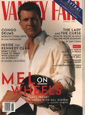 Vanity Fair - August 1997 - Mel Gibson - Robert F. Kennedy Legacy - Prada