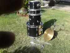 Sound Percussion 4-piece Drum Set/ good cond.