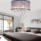 HOT! Modern Elegant Crystal Chandelier Ceiling Pendant Lamp Fixture lighting