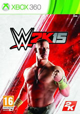 Microsoft Xbox 360 Wrestling Video Games