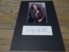 RAY GILLEN signed autograph 8x12 inch matted InPerson in Germany LOOK