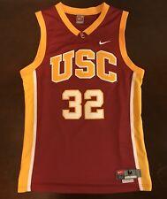 Rare Vintage Nike USC Trojans OJ Mayo Basketball Jersey