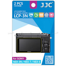 Protection Ecran LCD Visière H3 pour Appareil Photo Sony NEX-3N NEX-7 NEX-6