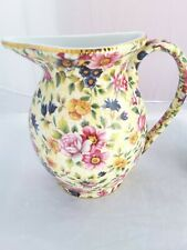 Lord Nelson Ware Ornamental Wall Hanging Floral Jug